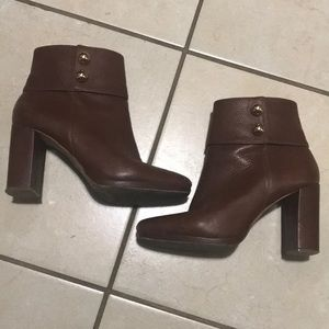 Kate Spade Leather Boots size 6